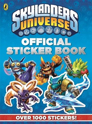 9780141351551: Skylanders: Official Sticker Book