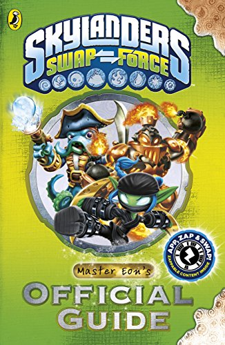 9780141351636: Skylanders SWAP Force: Master Eon's Official Guide