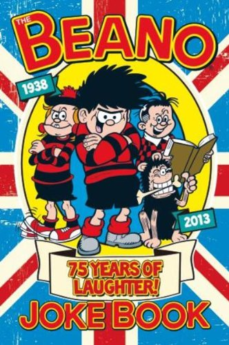 9780141351650: Beano 75th Anniversary Joke Book