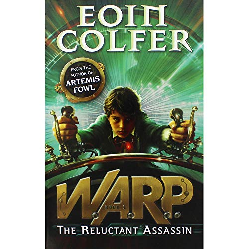9780141351711: WARP : THE RELUCTANT ASSASSIN