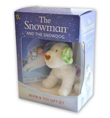 9780141351940: The Snowman and Snowdog Book and Pyjama Set