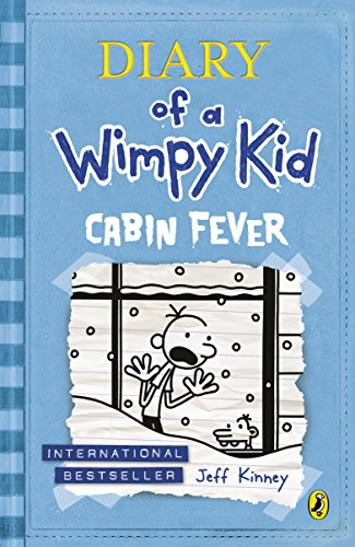 9780141351971: Cabin Fever (Diary of a Wimpy Kid book 6)