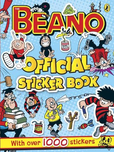 9780141352084: The Beano: Official Sticker Book