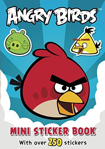 9780141352107: Angry Birds: Mini Sticker Book