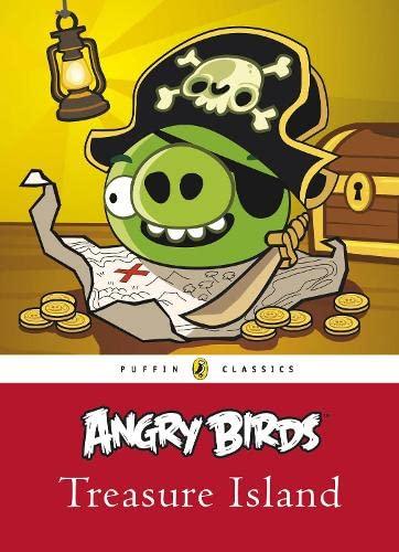 9780141352138: Angry Birds: Treasure Island