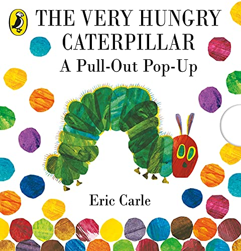 9780141352220: The Very Hungry Caterpillar: A Pull-Out Pop-Up