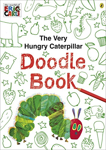 9780141352237: The Very Hungry Caterpillar Doodle Book