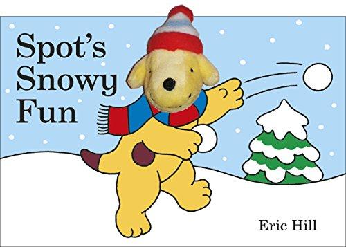 9780141352244: Spot's Snowy Fun Finger Puppet Book