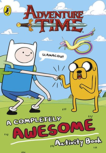 9780141352268: Adventure Time: A Completely Awesome Activity Book