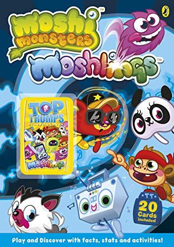 9780141352275: Moshi Monsters Moshlings