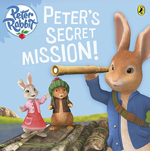 9780141352336: Peter Rabbit Animation: Peter's Secret Mission