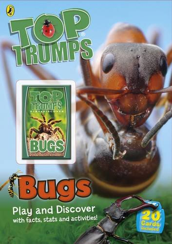 9780141352350: Top Trump: Bugs (Top Trumps)