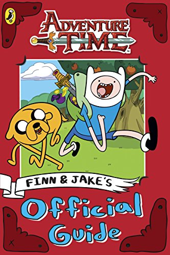 9780141352374: Adventure Time: Finn and Jake's Official Guide