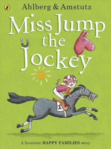 9780141352398: Miss Jump the Jockey (Happy Families)