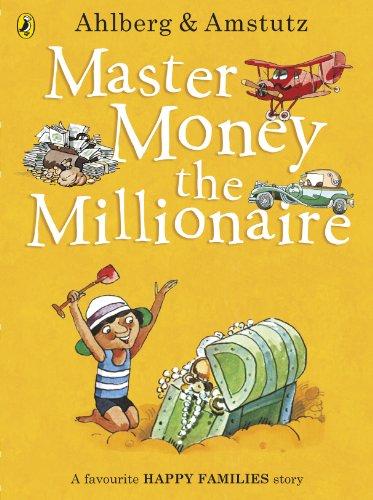 9780141352404: Master Money the Millionaire (Happy Families)