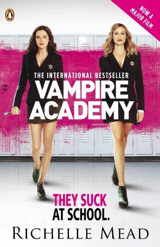 9780141352497: Vampire Academy Official Movie Tie-In Edition (book 1)