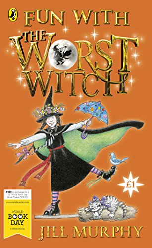 9780141352565: Fun with The Worst Witch (World Book Day)