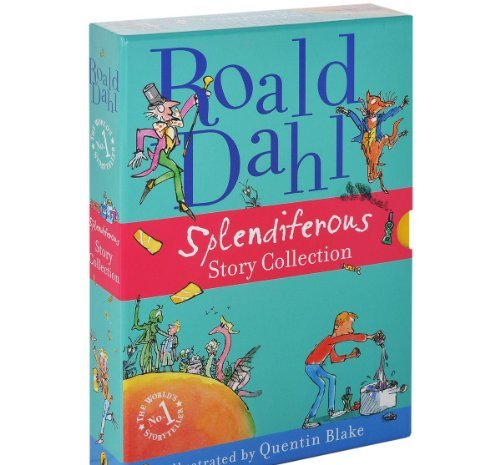 Roald Dahl: Splendiferous Story Collection: Roald Dahl
