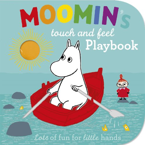 9780141352633: Moomin's Touch and Feel Playbook