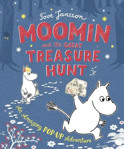 9780141352695: Moomin and the Great Treasure Hunt