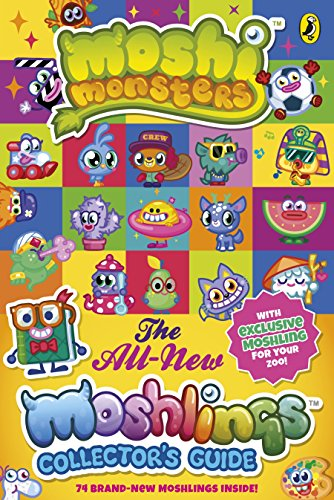 9780141352763: Moshi Monsters: The All-New Moshlings Collector's Guide