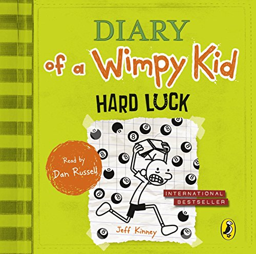 9780141352831: Hard Luck (Diary of a Wimpy Kid book 8)