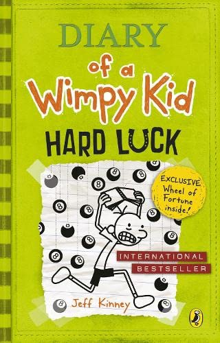 9780141353074: Hard Luck (Diary of a Wimpy Kid book 8)