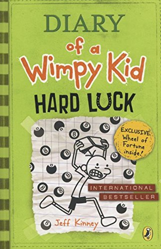 9780141353074: Hard Luck (Diary of a Wimpy Kid)
