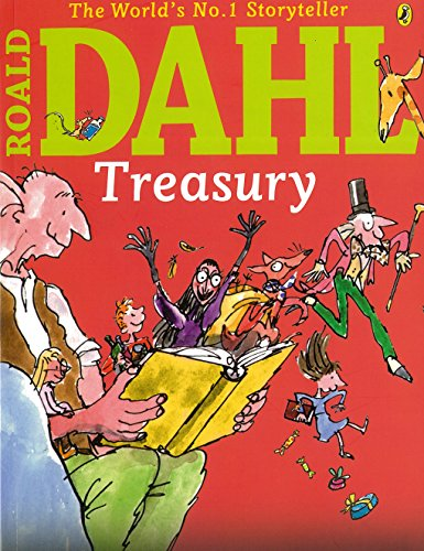 9780141353227: The Roald Dahl Treasury