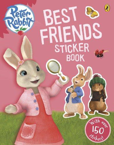 9780141353234: Peter Rabbit Animation: Best Friends Sticker Book