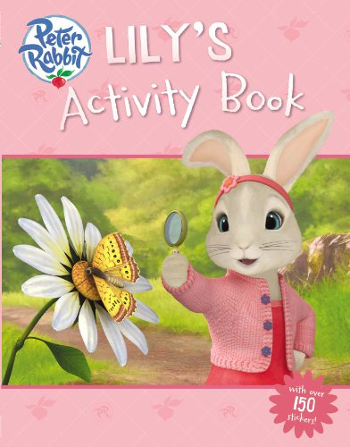 Lily's Activity Book (Peter Rabbit Animation)