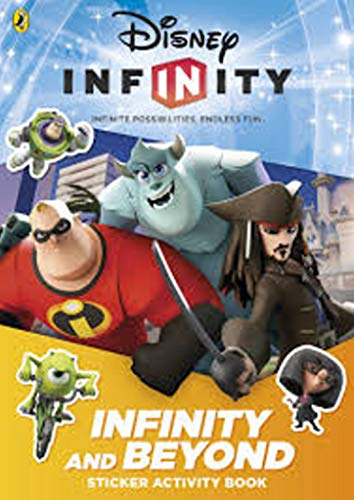 9780141353319: Disney Infinity: Infinity and Beyond Sticker Activity Book