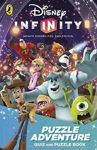 9780141353326: Disney Infinity: Puzzle Adventure