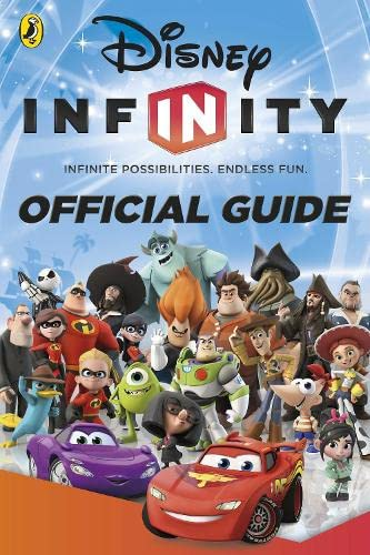 9780141353333: Disney Infinity: The Official Guide