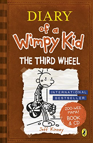 9780141353432: Diary of a Wimpy Kid: The Third Wheel book & CD