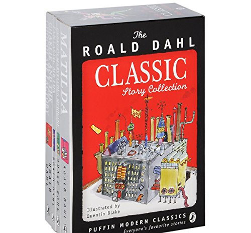 Dahl Puffin Modern Classics Collection [Paperback] [Oct