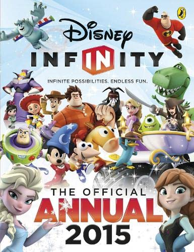 9780141353890: Disney Infinity Official Annual 2015