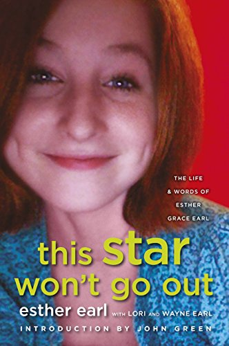 9780141354033: This Star Won't Go Out: The Life and Words of Esther Grace Earl