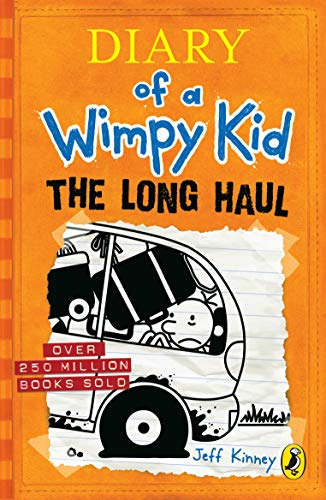 9780141354224: The Long Haul (Diary of a Wimpy Kid book 9)