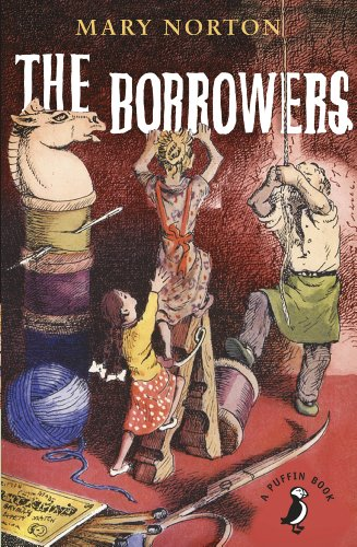 9780141354866: The Borrowers (A Puffin Book)