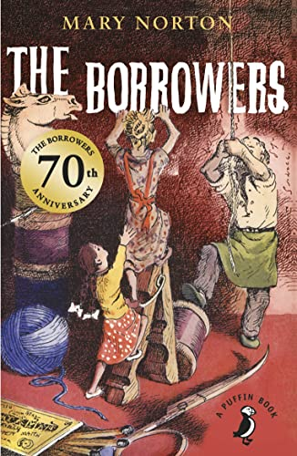 9780141354866: The Borrowers (Puffin Modern Classics)