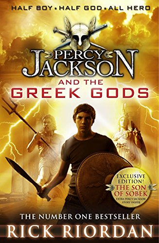 9780141355207: Percy Jackson And The Greek Gods