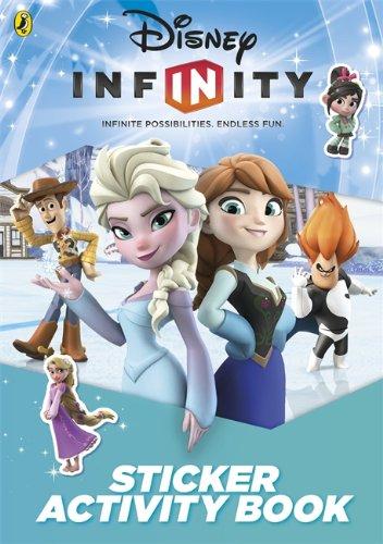 9780141355382: Disney Infinity. Sticker Activity Book