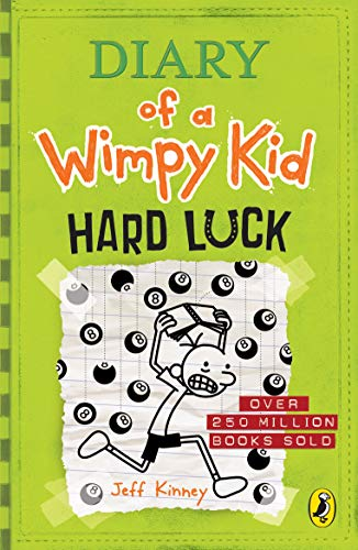 9780141355481: Hard Luck (Diary of a Wimpy Kid book 8)