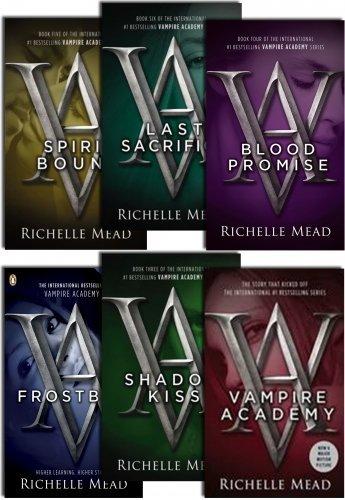 9780141355887: Vampire Academy Collection - Costco
