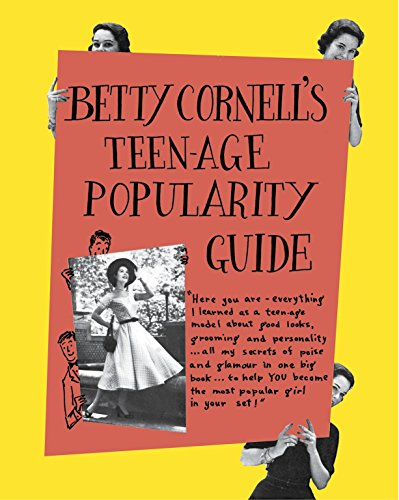 9780141355955: Betty Cornell Teen-Age Popularity Guide