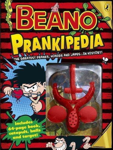 9780141355986: The Beano: Prankipedia