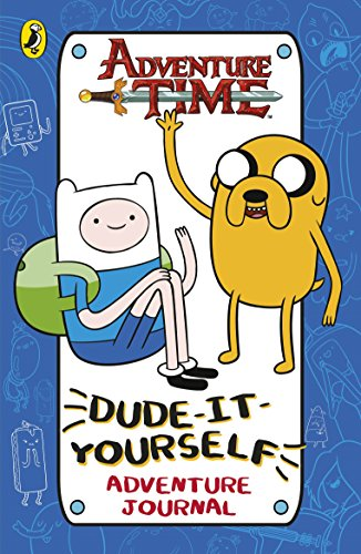 9780141356051: Adventure Time: Dude-It-Yourself Adventure Journal