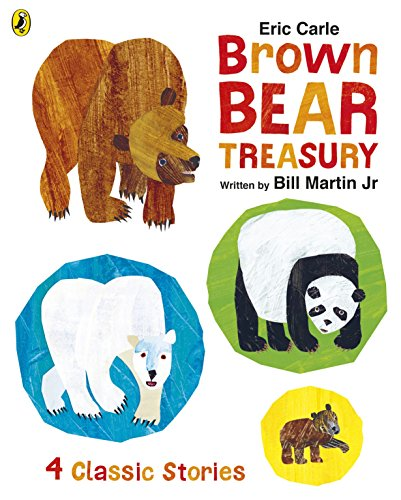 9780141356365: Eric Carle Brown Bear Treasury