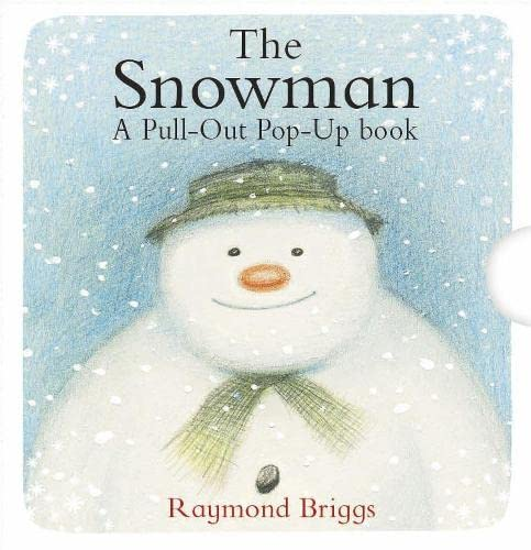 9780141356372: The Snowman Pull-Out Pop-Up Book